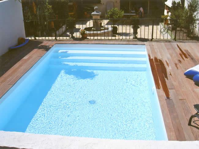 Piscine kit facile montage kit piscine solidpool - Escalera piscina decathlon ...