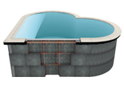 schéma kit piscine MoodyPOOL