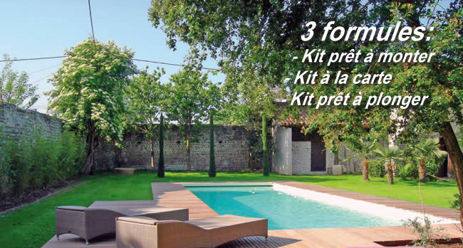 PiscineKitFacile  Kit Piscine Solidpool Explications Dtails